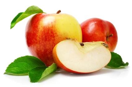 Une pomme par jour éloigne le médecin et peut aider à