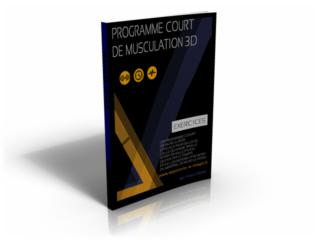 musculation 3D